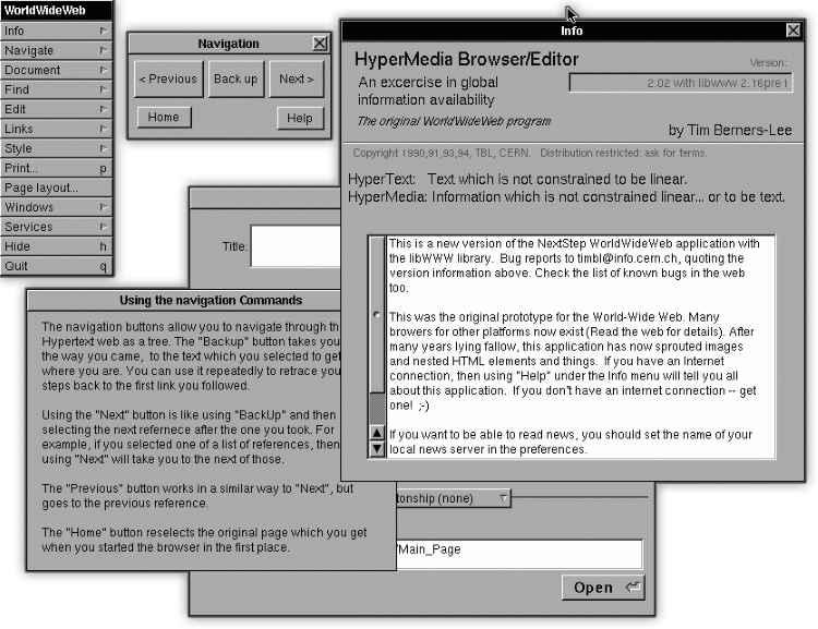 первый браузер в мире - фото 11
